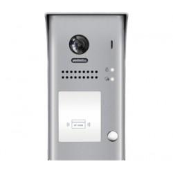 VDA-80A5 EURA Kaseta zewnątrzna wideodomofonu natynkowa fisheye z funkcją karty zbliżeniowej
