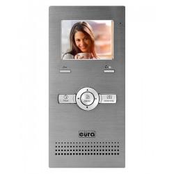 VDA-27A5 v.2 EURA Monitor wideodomofonu 3,5 cala