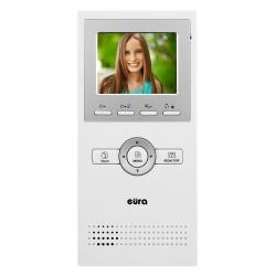 VDA-31A5 EURA Monitor wideodomofonu 3,5 cala biały