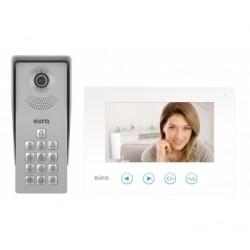 VDP-12A3 EURA TYTAN Zestaw wideodomofonu 7 cali