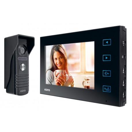 VDP-29A3 EURA SATURN PLUS Zestaw wideodomofonu 7 cali