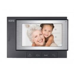 VDA-02A3 EURA PLUTON Monitor do wideodomofonu 7 cali