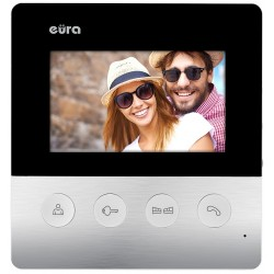 VDA-19A3 EURA HELIOS Monitor do wideodomofonu  4,3 cala