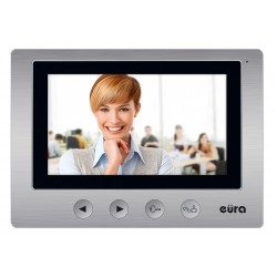 VDA-20A3 EURA ORION PLUS Monitor do wideodomofonu 7 cali