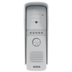 VDA-79A3 EURA CONNECT Kaseta zewnętrzna wideodomofonu jednorodzinna SZARA