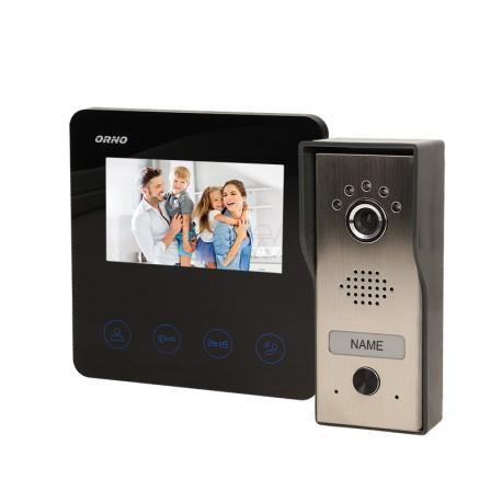 OR-VID-MT-1050 ORNO DUX Zestaw wideodomofonowy 4.3 cala