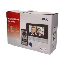 VDP-40 ORNO CHARON BAX 7 Zestaw wideodomofonowy 7 cali z czytnikiem breloków