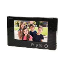 OR-VID-VP-1009MV/B ORNO Wideo monitor bezsłuchawkowy 7 cali do rozbudowy zestawów z serii ARX CZARNY