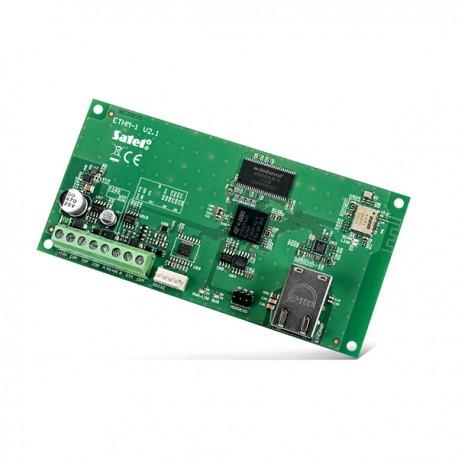 ETHM-1 PLUS SATEL Ethernetowy moduł komunikacyjny