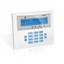 INT-KLCDL-BL SATEL INTEGRA Manipulator/klawiatura LCD do obsługi systemu