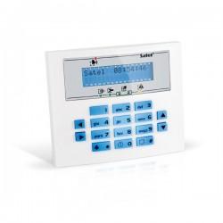 INT-KLCDS-BL SATEL INTEGRA Manipulator/klawiatura LCD do obsługi systemu