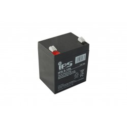 IPS 5-12L IPS Akumulator AGM 12V 5AH