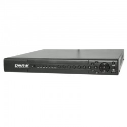 DNR 2016U GL 2HDD Rejestrator 16 kanałowy AHD CVI TVI IP