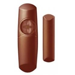 RK601SMBR00B RISCO Grade 2 Czujnik wibracyjny z kontaktronem (brąz)