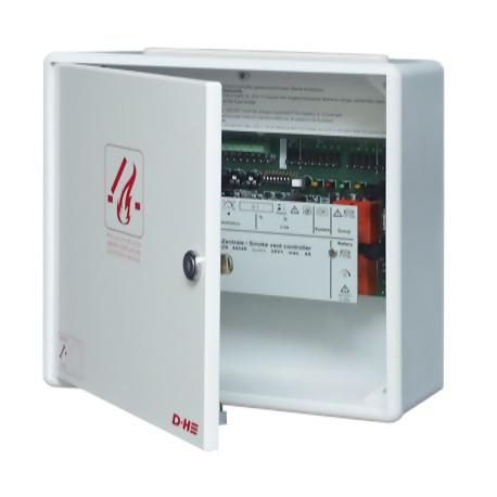 RZN 4404-K V2 D+H POLSKA Centrala oddymiania kompaktowa 4A
