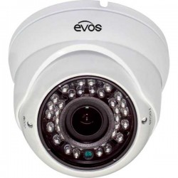 EV-IP-1.3MP-2812-VD-IR EVOS Kamera sieciowa IP ze skanowaniem progresywnym w obudowie kopułkowej z oświetlaczem IR