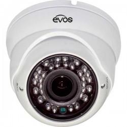 EV-IP-2.0MP-2812-VD-IR-P EVOS Kamera sieciowa IP ze skanowaniem progresywnym w obudowie kopułkowej z oświetlaczem IR, POE