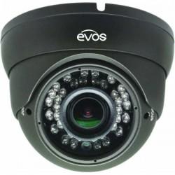 EV-IP-2.0MP-2812-VD-IR-P-G EVOS Kamery sieciowe IP ze skanowaniem progresywnym z oświetlaczem IR,POE,SZARA