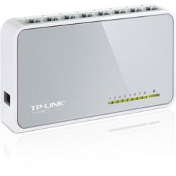 TL-SF1008D TP-LINK SWITCH 8 portów RJ45 Fast Ethernet 10/100Mb/s