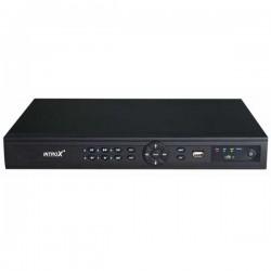 IN-NVR-7216A INTROX Rejestrator sieciowy NVR do 16 kamer IP - maksymalna rozdzielczość 5MP