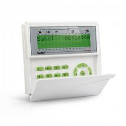 INT-KLCD-GR SATEL INTEGRA Manipulator/klawiatura LCD