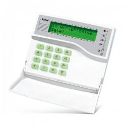 INT-KLCDK-GR SATEL INTEGRA Manipulator/klawiatura LCD do obsługi systemu