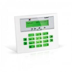 INT-KLCDS-GR SATEL INTEGRA Manipulator/klawiatura LCD do obsługi systemu