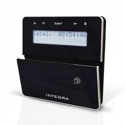 INT-KLFR-BSB SATEL INTEGRA Manipulator/klawiatura LCD z czytnikiem zbliżeniowym