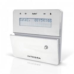 INT-KLFR-WSW SATEL INTEGRA Manipulator/klawiatura LCD z czytnikiem zbliżeniowym