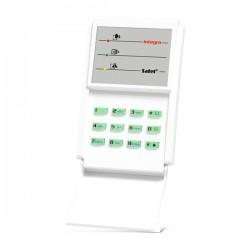 INT-S-GR SATEL INTEGRA Manipulator/Klawiatura strefowa