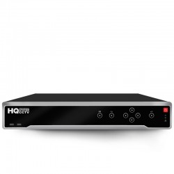 HQ-NVR1604U HQVISION Rejestrator sieciowy NVR 4k 16 kanałowy