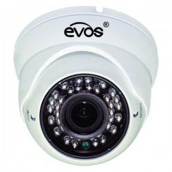 EV-AHD-1080P-2812-VD-IR-4T EVOS Kamera kopułkowa 4w1 2Mpx, AHD, TVI, CVI, Analog