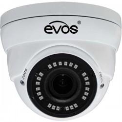 EV-AHD-1080P-2812VDMZ-IR3-4T EVOS Kamera kopułkowa 4w1, 2Mpx, AHD, TVI, CVI, Analog